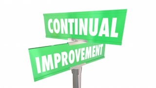 Improving Quality-Continual Improvement and Breakthrough Change